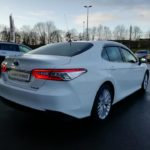 Toyota Camry Hybrid 2020 als Taxi 4