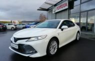 Toyota Camry Hybrid 2020 als Taxi