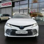 Toyota Camry Hybrid 2020 als Taxi 2