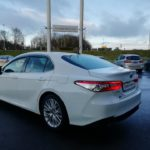 Toyota Camry Hybrid 2020 als Taxi 3