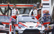 Starker Auftakt des Toyota Gazoo Racing World Rally Team